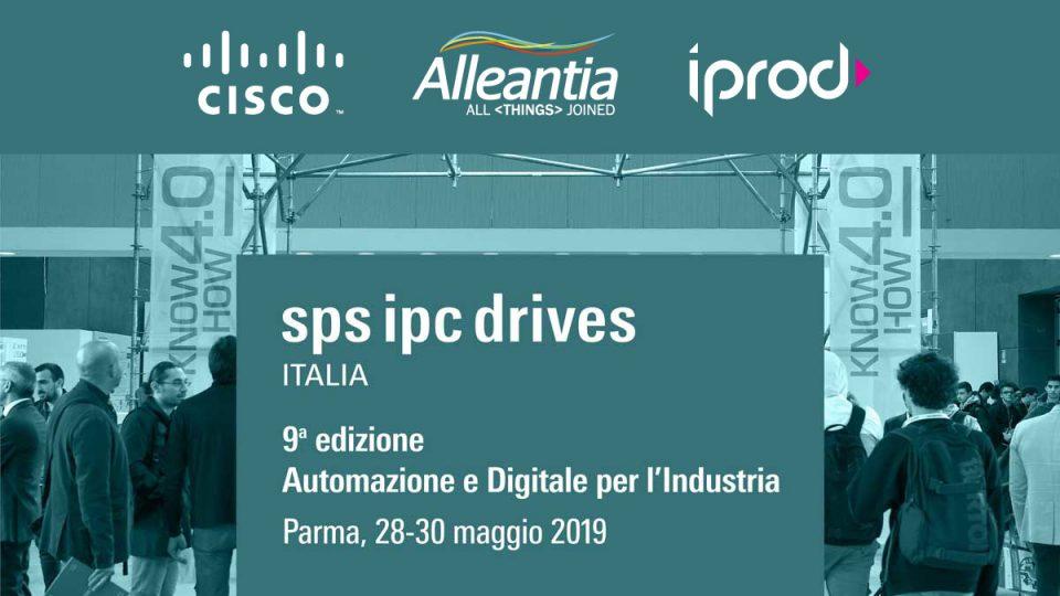 sps ipc drives italia 2019 iprod alleantia cisco